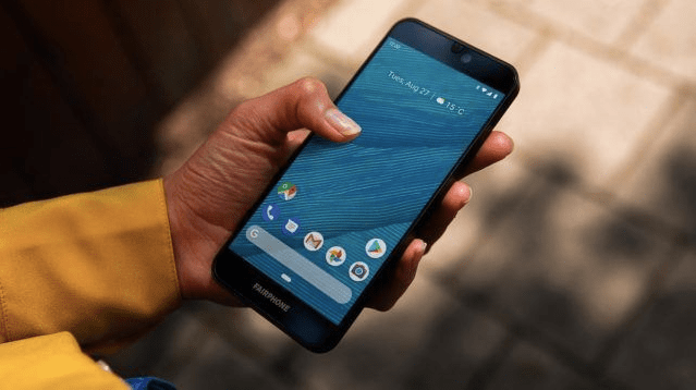 The Most Nature-Loving Android Phone Just Got Upgraded