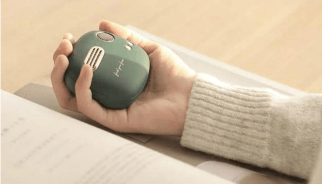This Xiaomi Device Charges Your Smartphone & Keeps Your Hands Warm