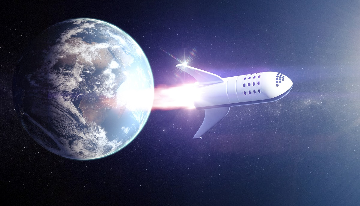 SpaceX's First Manned Flight Could Take Off On May 7