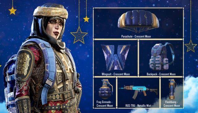 Call Of Duty Mobile: New 'Free-For-All' Event, Crescent Moon Skins & More